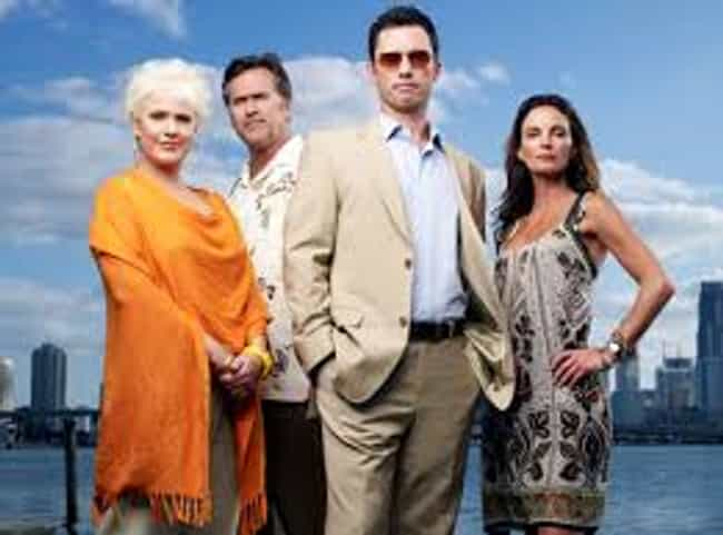 Pilot is listed (or ranked) 4 on the list The Best Burn Notice Episodes