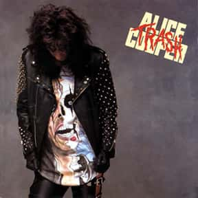 Trash is listed (or ranked) 7 on the list The Best Alice Cooper Albums of All Time