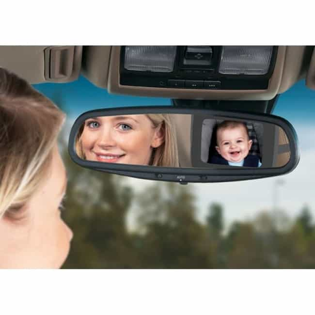 Adjustable Back Seat Mirror is listed (or ranked) 1 on the list The Best Baby Products That Are Totally Worth It