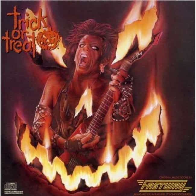 Trick or Treat is listed (or ranked) 2 on the list The Best Fastway Albums of All Time
