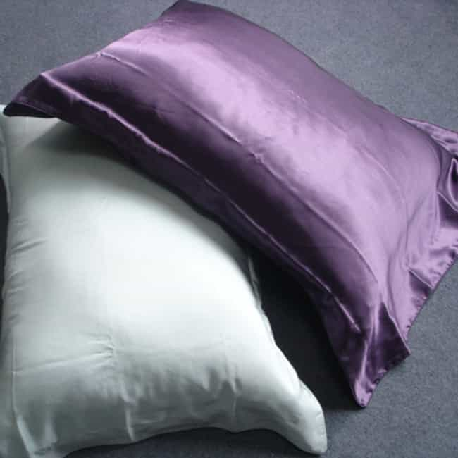 Wash Your Pillowcases Frequent... is listed (or ranked) 4 on the list 26 Essential Health Hacks