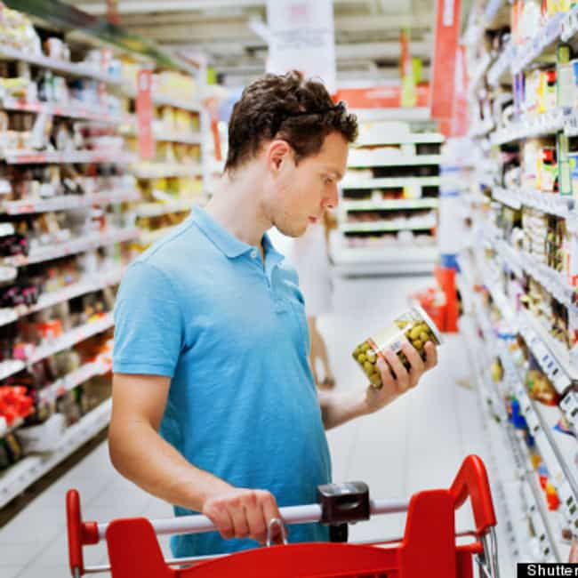 Don't Grocery Shop While Hungr... is listed (or ranked) 2 on the list 26 Essential Health Hacks