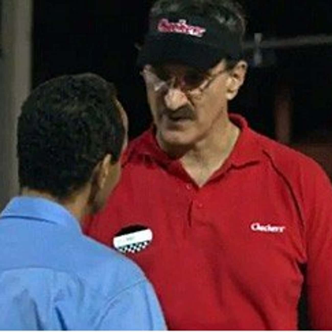 Checkers is listed (or ranked) 3 on the list The Best Undercover Boss Episodes