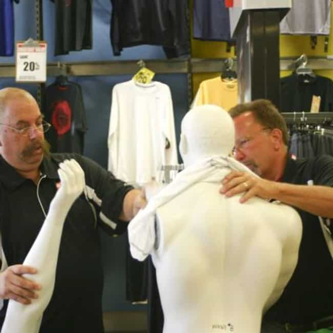 Modell's Sporting Goods is listed (or ranked) 1 on the list The Best Undercover Boss Episodes