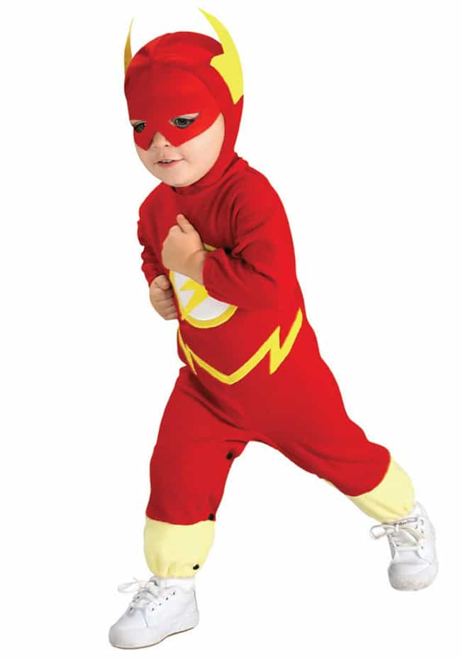 The Fastest Baby There Is! is listed (or ranked) 3 on the list The Cutest Superhero Costumes for Kids