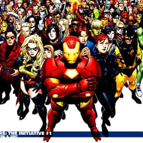Avengers is listed (or ranked) 13 on the list The Best Iron Man Versions Of All Time