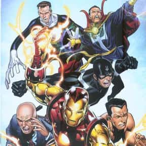 Illuminati is listed (or ranked) 23 on the list The Best Iron Man Versions Of All Time