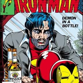 Demon in a Bottle is listed (or ranked) 8 on the list The Best Iron Man Versions Of All Time