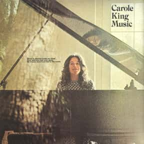 Music is listed (or ranked) 2 on the list The Best Carole King Albums of All Time