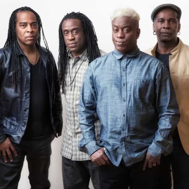 Shade is listed (or ranked) 4 on the list The Best Living Colour Albums of All Time