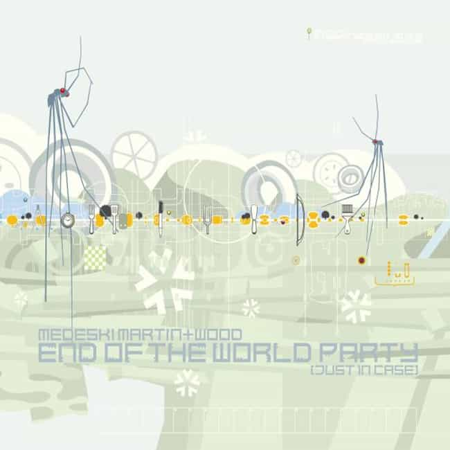 End of the World Party (Just i... is listed (or ranked) 2 on the list The Best Medeski Martin & Wood Albums of All Time