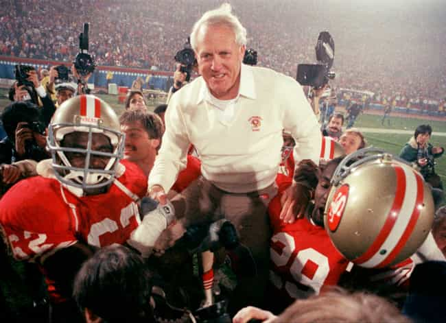 Bill Walsh Gets Passed Over fo... is listed (or ranked) 1 on the list The Most Heartbreaking Cincinnati Bengals Moments
