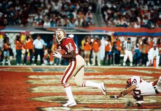 Joe Montana to John Taylor in ... is listed (or ranked) 4 on the list The Most Heartbreaking Cincinnati Bengals Moments