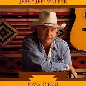 Navajo Rug is listed (or ranked) 25 on the list The Best Jerry Jeff Walker Albums of All Time