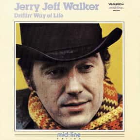 Jerry Jeff is listed (or ranked) 16 on the list The Best Jerry Jeff Walker Albums of All Time