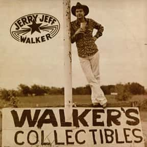 Walker's Collectibles is listed (or ranked) 5 on the list The Best Jerry Jeff Walker Albums of All Time