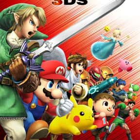 Super Smash Bros is listed (or ranked) 10 on the list The Best Nintendo 3DS Games of All Time, Ranked by Fans