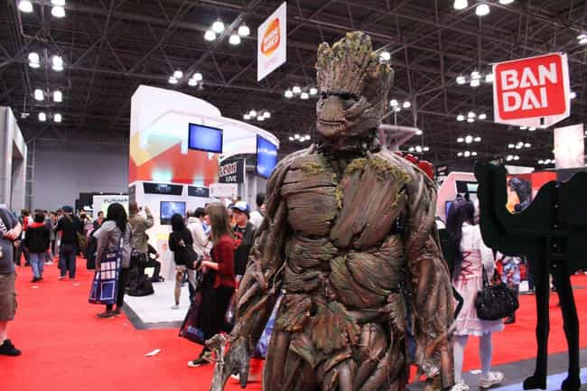 I Am... is listed (or ranked) 1 on the list The Best Cosplayers from NYCC 2014