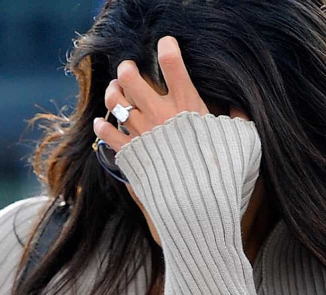 Amal Alamuddin is listed (or ranked) 7 on the list The Most Fabulous Celebrity Engagement Rings