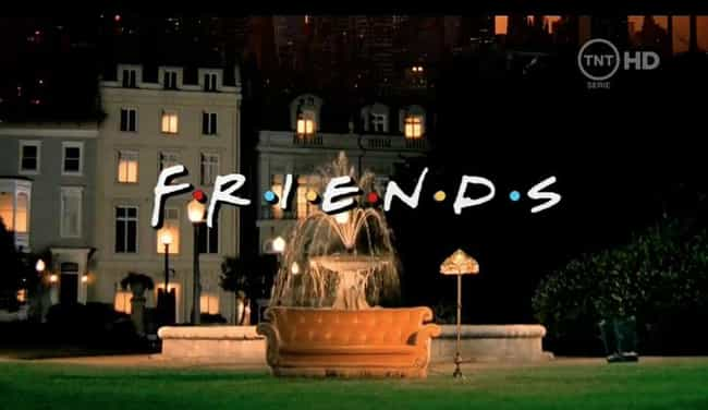 The Opening Sequence Wasn'... is listed (or ranked) 3 on the list 47 Things You Didn't Know About Friends