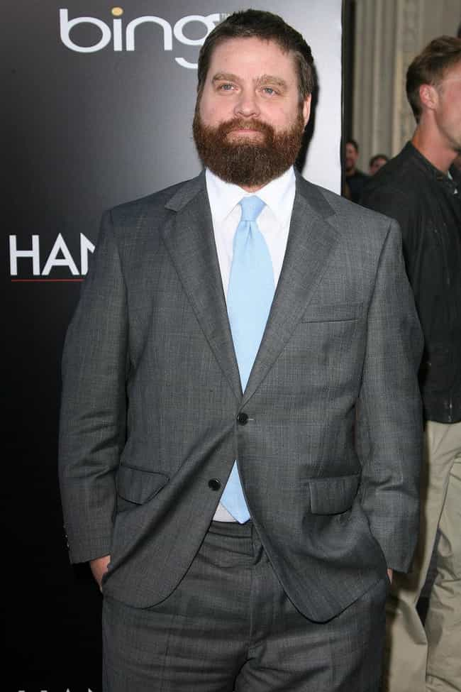 Zach Galifianakis Before Weigh... is listed (or ranked) 7 on the list 29 Celebrities Who Lost a Ton of Weight (Before and After)