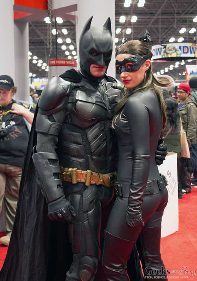 Something's Rising is listed (or ranked) 3 on the list The Best Cosplayers from NYCC 2014