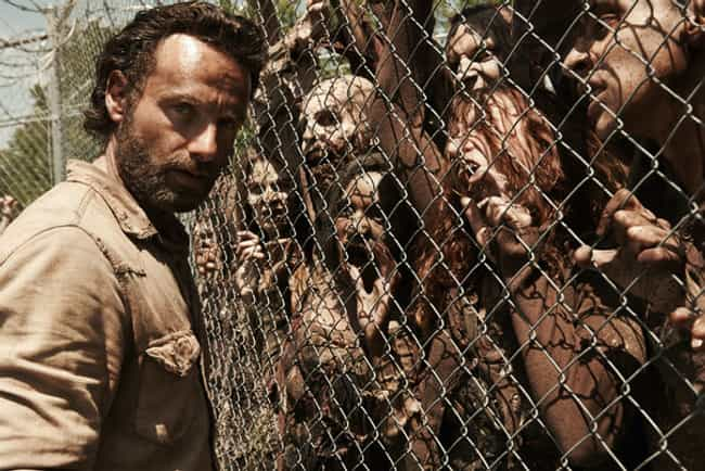The Dead Outnumber the Living ... is listed (or ranked) 2 on the list 20 Things You Didn't Know About The Walking Dead