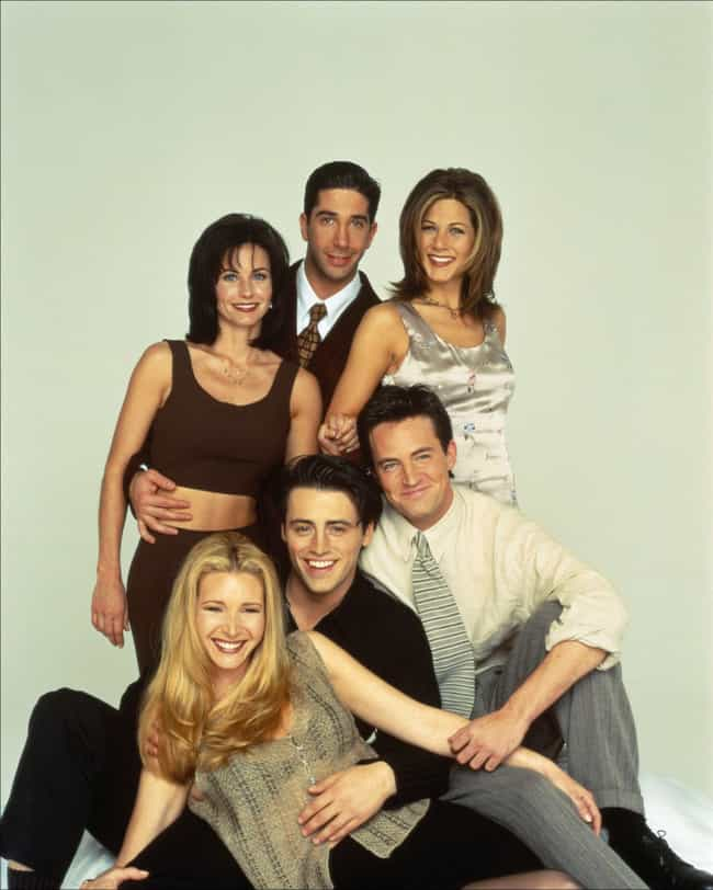 Private Time for the Friends C... is listed (or ranked) 4 on the list 47 Things You Didn't Know About Friends