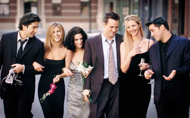 The Friends Cast Got a Really ... is listed (or ranked) 7 on the list 47 Things You Didn't Know About Friends
