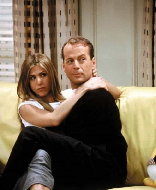Bruce Willis Worked on Friends... is listed (or ranked) 5 on the list 47 Things You Didn't Know About Friends