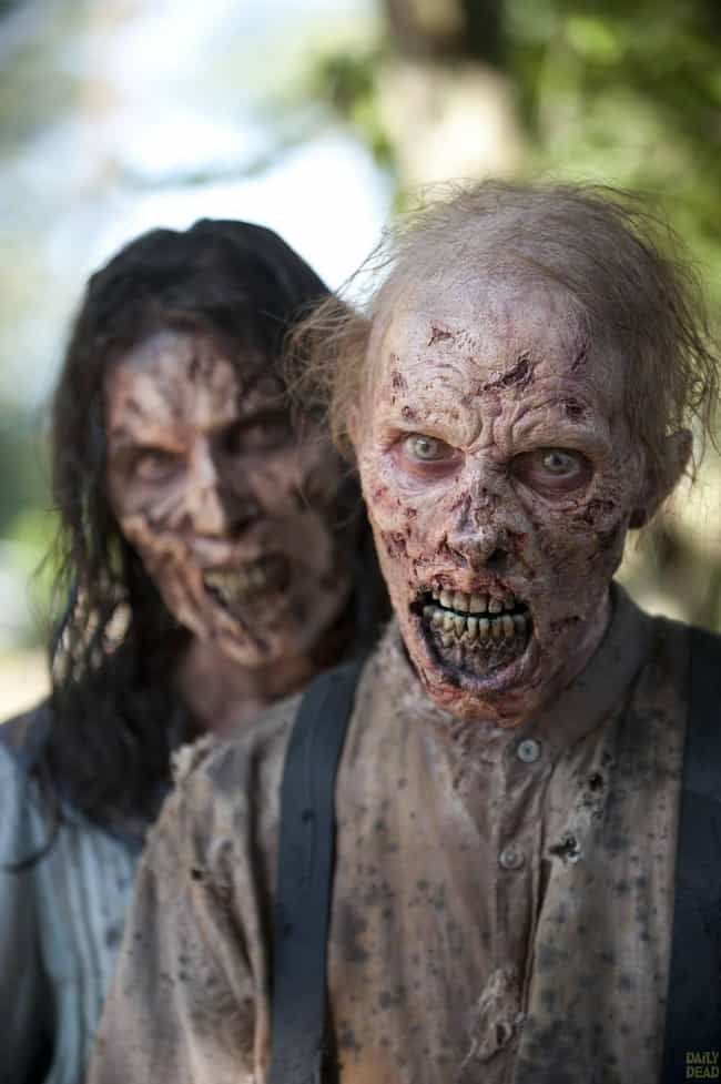 Zombies Look Worse Over Time is listed (or ranked) 6 on the list 20 Things You Didn't Know About The Walking Dead