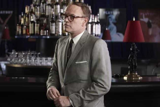 Lane Pryce Is Dumbledore... is listed (or ranked) 1 on the list 25 Things You Didn't Know About Mad Men