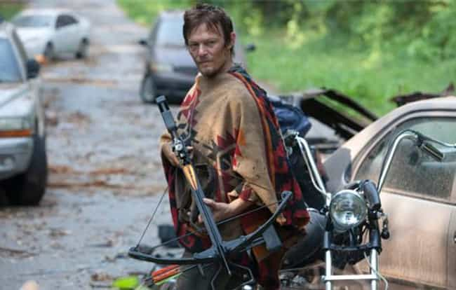 Daryl's Crossbow is Sold A... is listed (or ranked) 8 on the list 20 Things You Didn't Know About The Walking Dead