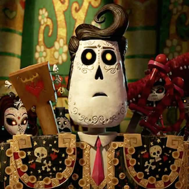 Please Help Me Reunite w... is listed (or ranked) 2 on the list The Book of Life Movie Quotes