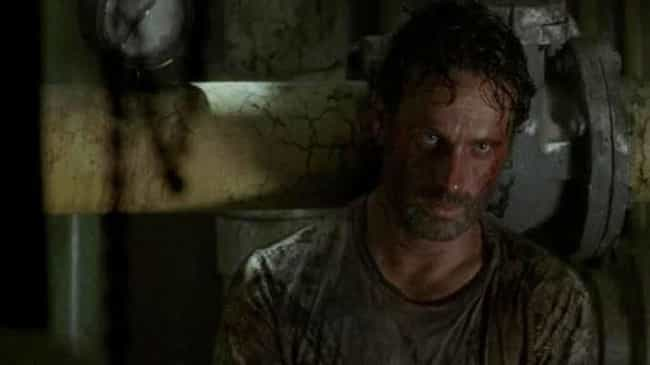 Rick Carries Around a Bullet i... is listed (or ranked) 5 on the list 20 Things You Didn't Know About The Walking Dead