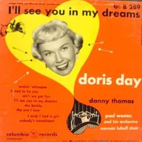 I'll See You in My Dreams is listed (or ranked) 2 on the list The Best Doris Day Albums of All Time