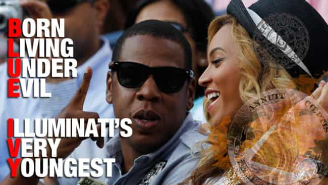 Or a Famous Rapper is listed (or ranked) 7 on the list How To Join The Illuminati