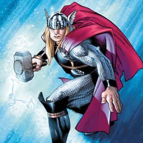The Mighty Thor is listed (or ranked) 9 on the list The Best Thor Versions Of All Time