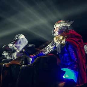 Marvel Universe LIVE! is listed (or ranked) 20 on the list The Best Thor Versions Of All Time
