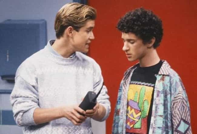 Zack and Screech Appeare... is listed (or ranked) 3 on the list 24 Saved by the Bell Facts You Never Knew