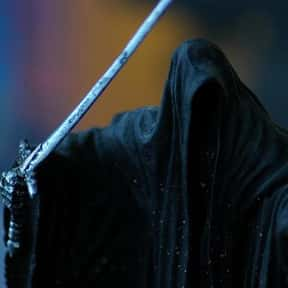 nazgul is listed (or ranked) 24 on the list The Fictional Monsters You'd Least Like to Have After You