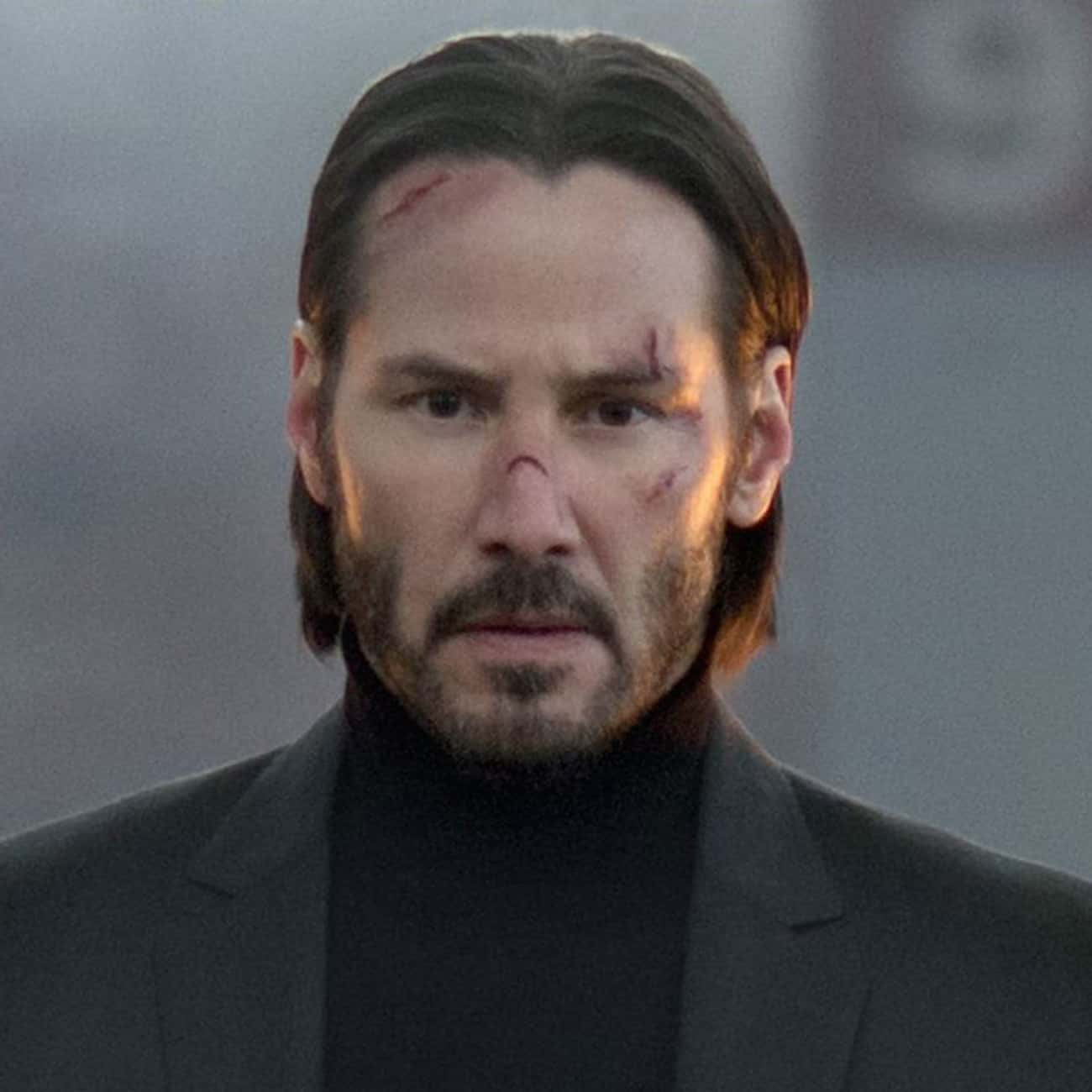 It's Personal is listed (or ranked) 3 on the list John Wick Movie Quotes