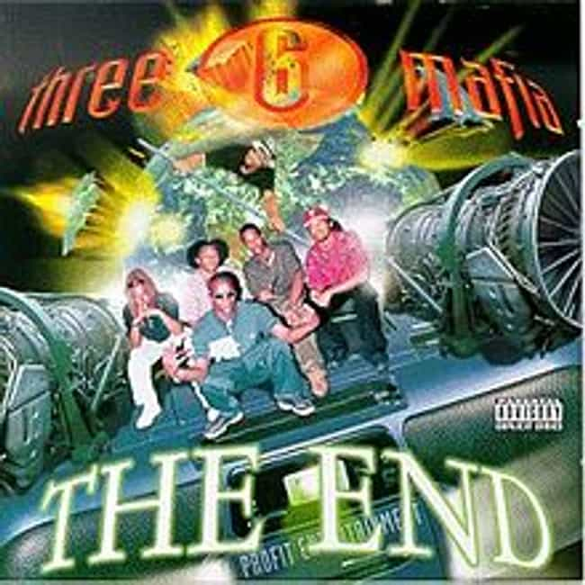 Chapter 1: The End is listed (or ranked) 2 on the list The Best Three 6 Mafia Albums of All Time