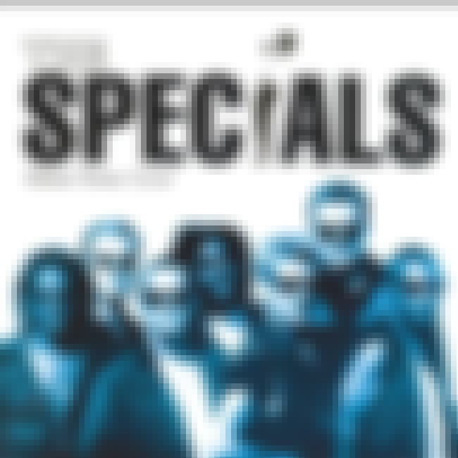 Ghost Town 'Live' is listed (or ranked) 3 on the list The Best Specials Albums of All Time