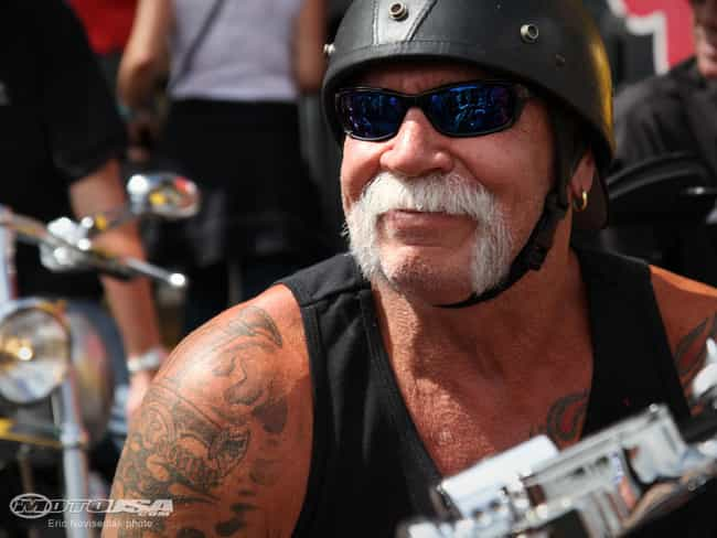 Paul Teutul, Sr. is listed (or ranked) 3 on the list The Most Impressive TV Personality Mustaches