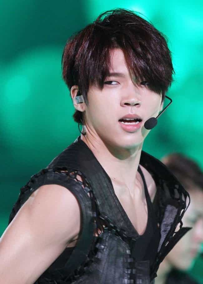 WooHyun is listed (or ranked) 4 on the list Kpop Idols That Are 91-ers (Year of the Sheep)