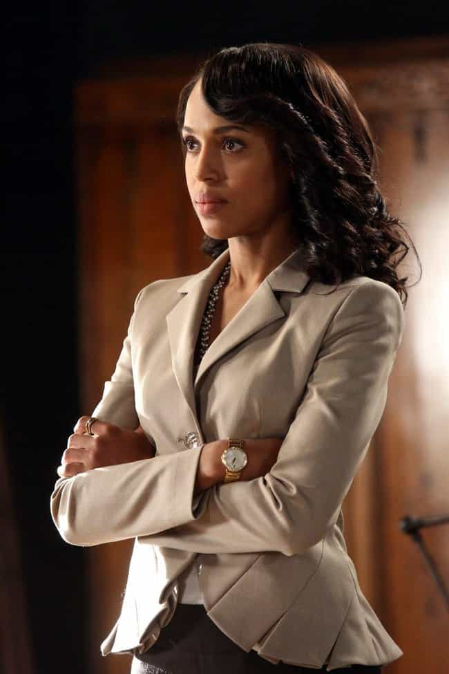 Olivia Pope is Seriously Influ... is listed (or ranked) 3 on the list 27 Scandal Facts You Never Knew