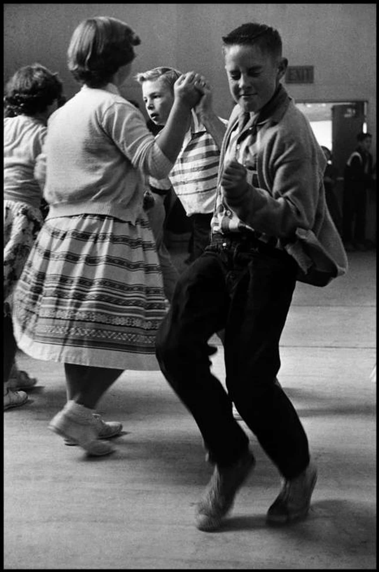 High School Dance, 1950s is listed (or ranked) 4 on the list 100 Incredible Vintage Photos