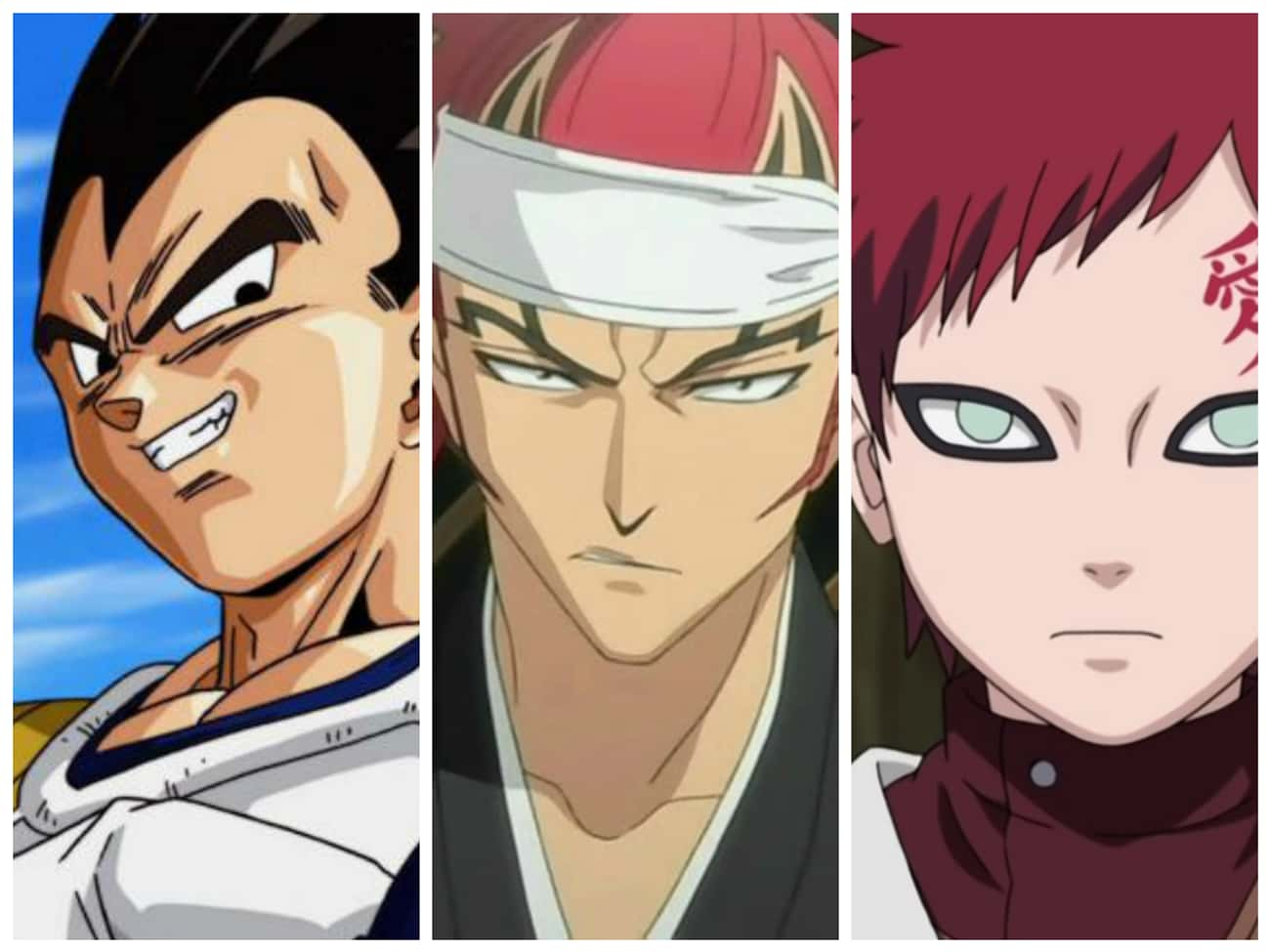 The Bad Guys That Turn Good is listed (or ranked) 4 on the list 18 Cliches Only Anime Fans Will Understand