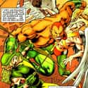 JLA: The Nail is listed (or ranked) 34 on the list The Best Versions of Green Arrow